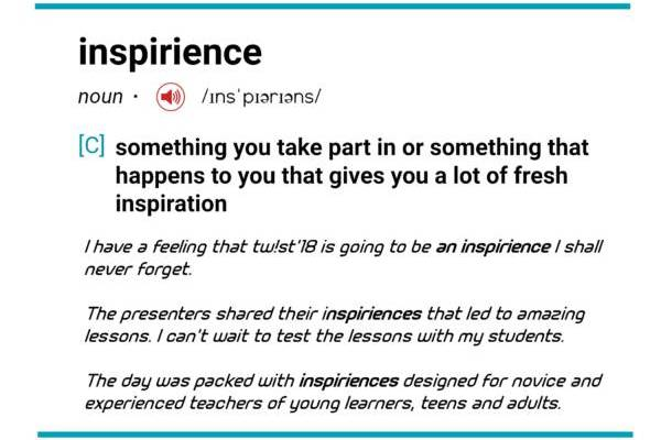 inspirience twist18
